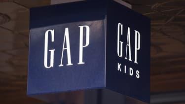 L'annonce du partenariat entre Gap et Kanye West a fait bondir l'action de l'enseigne vendredi