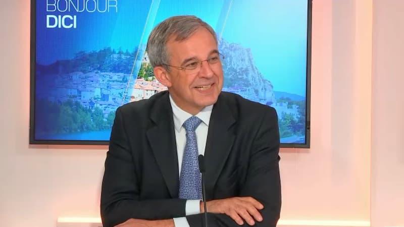 Régionales: Mariani défend sa tête de la liste dans les Hautes-Alpes, candidat à l'investiture LaREM en 2017