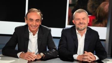 """""""Zemmour et Naulleau"""", émission phare de la chaîne"""