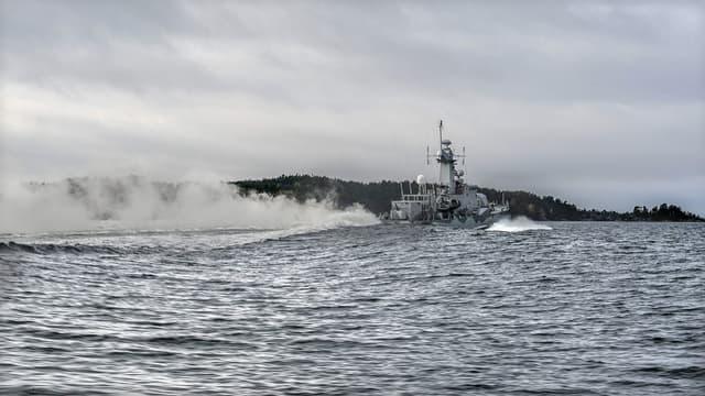 Le mystère du sous-marin russe repéré par les autorités suédoises a finalement été percé.
