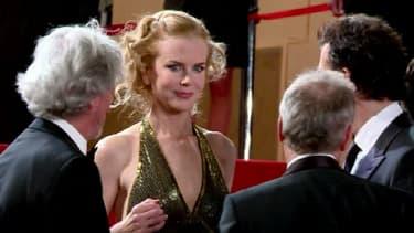 Nicole Kidman, lors d'une précédente édition du Festival de Cannes.
