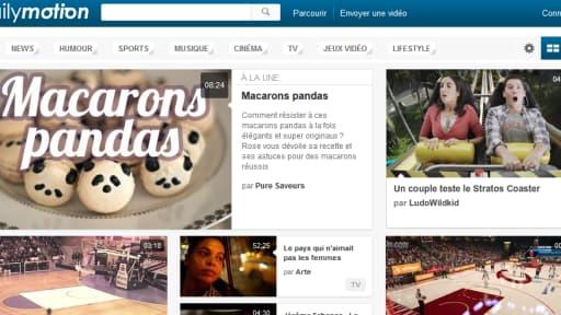 Dailymotion a inauguré au mois de novembre un studio de tournage en plein cœur de Paris.