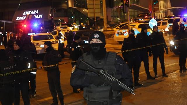 Les six proches du tueur de l'ambassadeur russe en Turquie ont été relâchés. (Photo d'illustration)