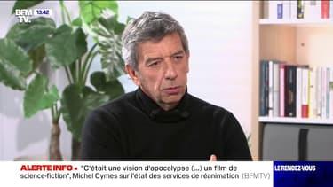 Covid-19: Michel Cymes favorable au passeport vaccinal