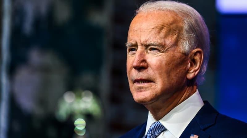 États-Unis: Biden réclame des aides «maintenant» après un coup de froid sur le marché de l'emploi