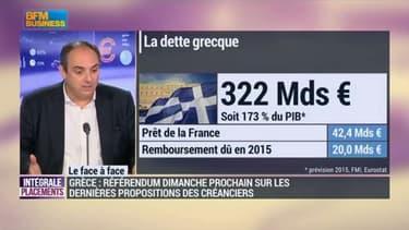 Le dossier grec raconté par nos chroniqueurs.