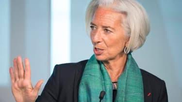 Christine Lagarde assure vouloir achever son mandat à la tête du FMI.