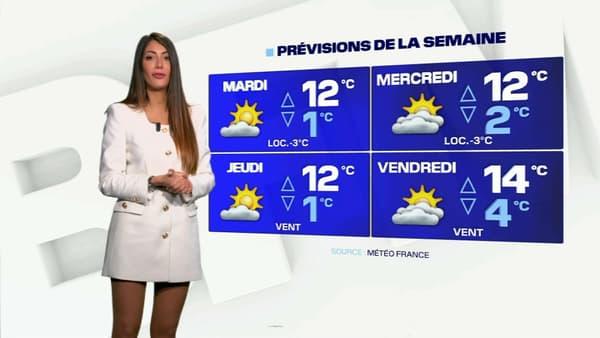 Les prévisions météo pour la semaine du 12 avril en Île-de-France.