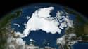 La Terre vue de l'espace par un satellite de la NASA en septembre 2007.