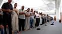 Quelque 250 fidèles sont venus prier lundi à la Grande Mosquée de Strasbourg pour sa première ouverture au public au premier jour du ramadan. L'édifice, qui peut accueillir 1.500 personnes, restera ouvert durant le mois du ramadan avant de fermer jusqu'en