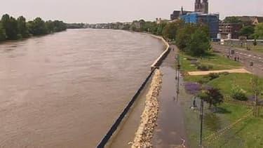 Le niveau de l'Elbe a atteint 7,46 mètres à Magdebourg (Allemagne) et a provoqué l'évacuation de 23.500 habitants