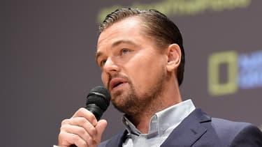 Leonardo DiCaprio, le 4 octobre 2016