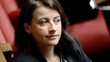 """Cécile Duflot, a estimé vendredi que la gauche avait """"jeté aux oubliettes nos valeurs"""", avec la révision constitutionnelle présentée aux députés - Vendredi 5 février 2016"""