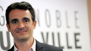 Le maire EELV de Grenoble Éric Piolle