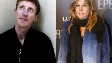 Patrick Dils et Mathilde Seigner