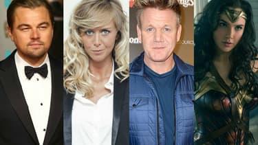 Leonardo DiCaprio, Enora Malagré, Gordon Ramsay et Gal Gadot au coeur de l'actualité de la semaine