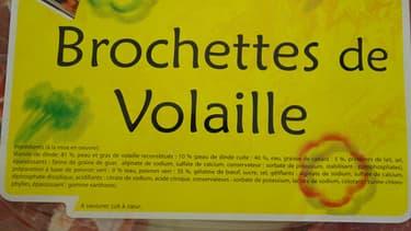 Une fraude portant sur 6.000 tonnes de viande de volailles, d'une valeur marchande de trois millions d'euros, a été mise au jour dans un groupe agroalimentaire du Finistère.