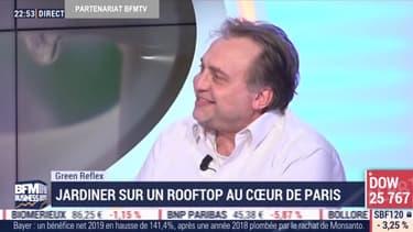 Jardiner sur un rooftop au coeur de Paris - Green Reflex