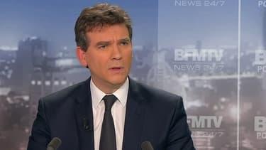 Les propos d'Arnaud Montebourg ravivent les tensions sur l'exploitation du gaz de schiste.