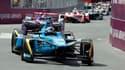La Renault de Sebastien Buemi au Grand Prix de Formula E de Paris en mai dernier