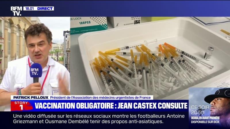 Patrick Pelloux, médecin urgentiste, s'engage à signer