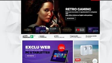 Grosbill a étendu son réseau de magasins dans toute la France à travers un partenariat avec l'enseigne Point Service Mobiles, spécialisée dans la réparation de téléphones mobiles.
