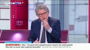 """Thierry Breton assure que le passeport vaccinal s'appliquera """"en même temps"""" partout en Europe"""