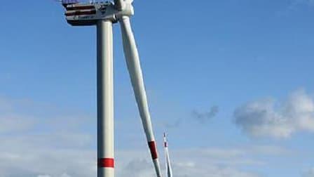 Les éoliennes mis en cause pour la pollution visuelle
