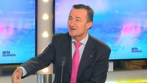 Bernard Charlès était l'invité de BFM Business, ce vendredi 25 octobre.
