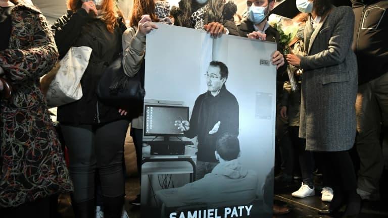 La lettre d'Albert Camus à son instituteur Louis Germain sera lue lors de l'hommage à Samuel Paty