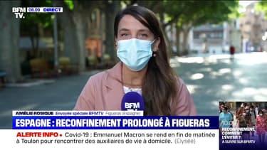 Coronavirus: les habitants de Figuères en Catalogne invités à rester chez eux