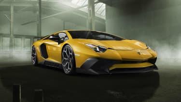 Parce qu'on en veut toujours plus, certains propriétaires d'Aventador SV se laisseront sûrement convaincre par la Torado SV...