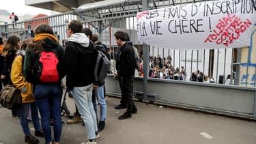 L'Université de Tolbiac bloquée le 5 décembre