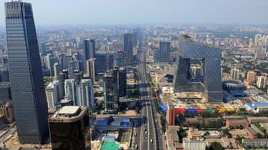 Les prix de l'immobilier connaissent une forte hausse à Pekin.