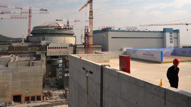 La centrale nucléaire de Taishan, composée de deux réacteurs EPR de 1750 MW chacun, est le plus important projet de coopération sino-française dans le secteur énergétique.