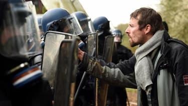 Un zadiste a contesté ce jeudi la légalité de la procédure d'expulsion de Nord-Dame-des-Landes.