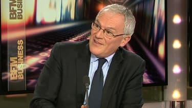 LE PDG d'EDF, Jean-Bernard Lévy, était l'invité d'Hedwige Chevrillon dans Le Grand Journal ce 12 février.