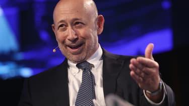 Lloyd Blankfein est PDG de Goldman Sachs depuis 2006.