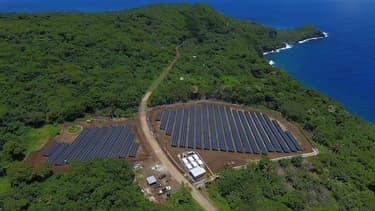 L'île Ta'u située dans les Samoa américaines a délaissé le fioul et privilégie désormais l'énergie solaire pour produire son électricité.