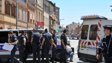 Les forces de l'ordre ont interpellé mercredi en fin de journée le forcené qui retenait 4 otages depuis plusieurs heures  dans une agence bancaire CIC à Toulouse.
