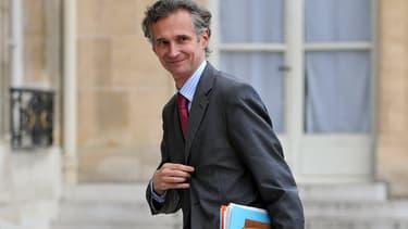 Antoine Gosset-Grainville en avril 2008.