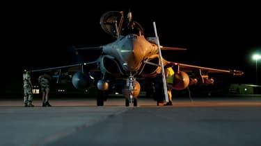 Les Français soutiennent majoritairement la décision de François Hollande de réaliser des frappes aériennes ciblées contre Daesh en Syrie. (Photo d'illustration)