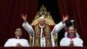 Benoît XVI a invité mardi à ne jamais perdre espoir pour la paix.