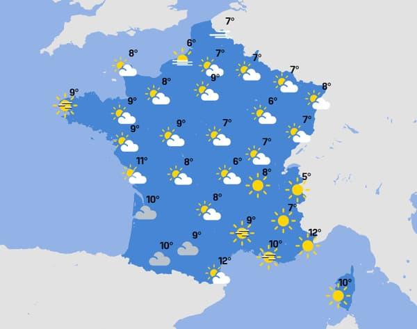La météo de ce mardi 20 avril 2021