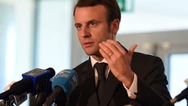 Emmanuel Macron compte mettre la pression sur les sociétés d'autoroutes