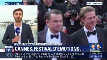Cannes, un festival d'émotions