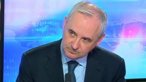 François Pérol était l'invité de BFM Business ce 1er août.