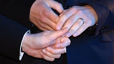L'Eglise protestante unie pourrait autoriser la bénédiction des couples homosexuels. (Photo d'illustration)