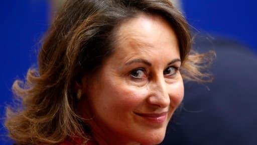 """Ségolène Royal a revendiqué sa """"liberté de parole"""" au sein de la BPI."""