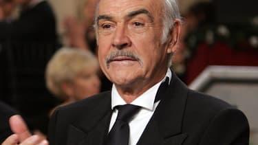 Sean Connery en 2006 à Hollywood